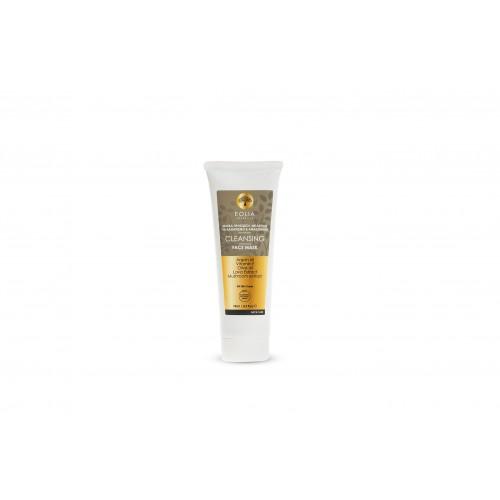 Μάσκα Προσώπου Με Άργιλο Για Καθαρισμό & Αναδόμηση Eolia Cosmetics 75ml