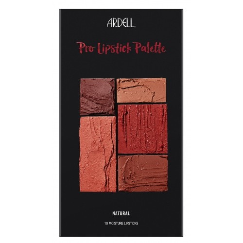 Ardell Pro Lipstick Παλέτα Μακιγιάζ - Palette Natural AR-05252