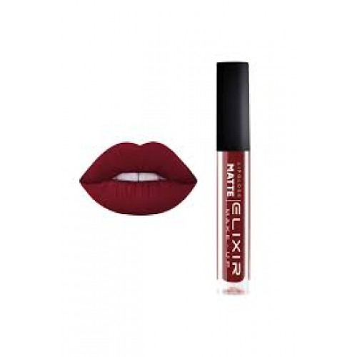 Elixir Liquid Lip Matte - κραγιόν - Lipgloss - 340 Wine 10,2ml