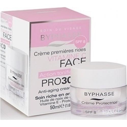 Αντιγηραντική Κρέμα Προσώπου Vitamine C Byphasse pro30 50ml