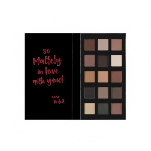 Ardell Pro Eyeshadow Παλέτα Μακιγιάζ - Palette Matte AR-05122