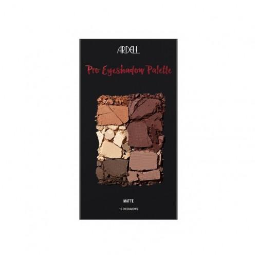 Ardell Pro Eyeshadow Παλέτα Μακιγιάζ - Palette Matte AR-05122