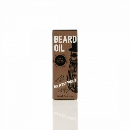 Cosmogent Mr. Μysterious Beard Oil Ελαιο για γένια 30ml