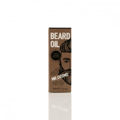 Cosmogent Mr. Cosmo Beard Oil Αναζωογονητικό έλαιο για γένια 30ml