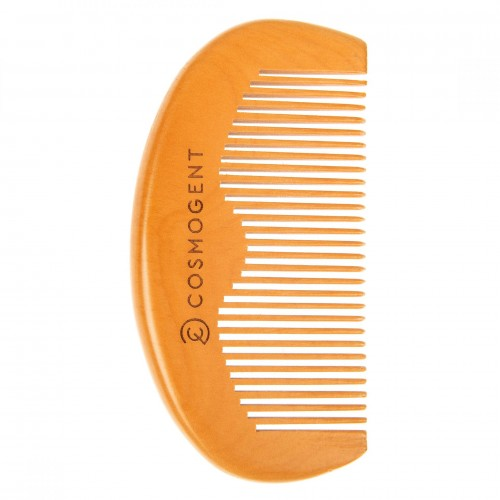 Cosmogent Beard and Hair Comb -Ξύλινη χτένα για γένια