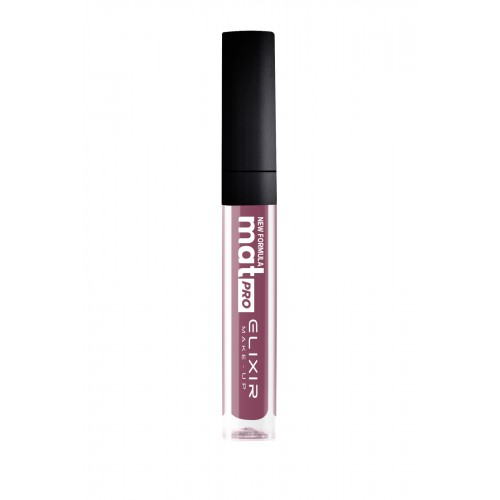 Elixir Liquid Lip Mat Pro κραγιόν - Lipgloss - 446- Moss Rose 10,2ml