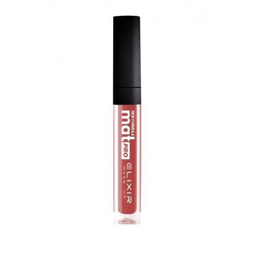 Elixir Liquid Lip Mat Pro κραγιόν - Lipgloss - 449- Carming Pink 10,2ml