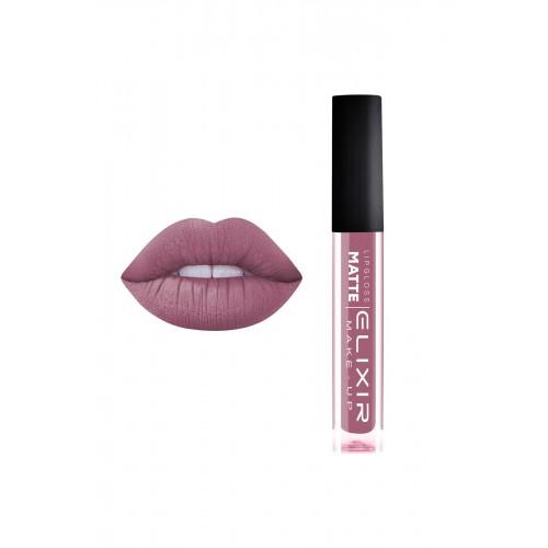 Elixir Liquid Lip Matte - κραγιόν - Lipgloss - 398 Moss Rose 10,2ml