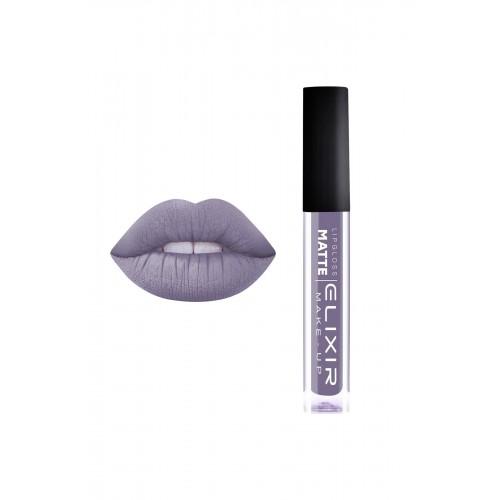 Elixir Liquid Lip Matte - κραγιόν - Lipgloss - 416- Purple Grey 10,2ml