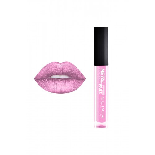 Elixir Liquid Lip Metal  Mat κραγιόν - Lipgloss - 426- Sweet Pink 10,2ml