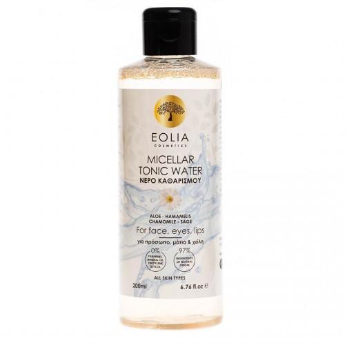 Νερό Καθαρισμού Micellar Water Eolia 200ml