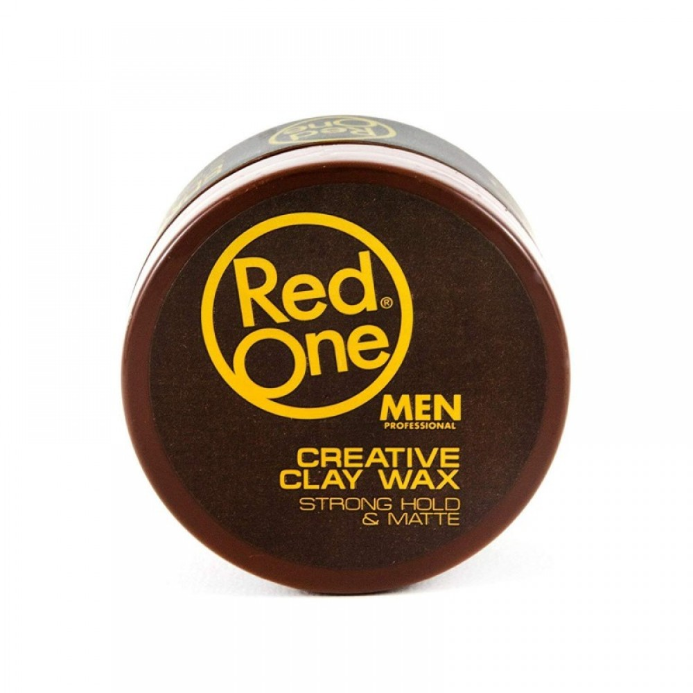 RED ONE CREATIVE CLAY WAX MATTE 100ML