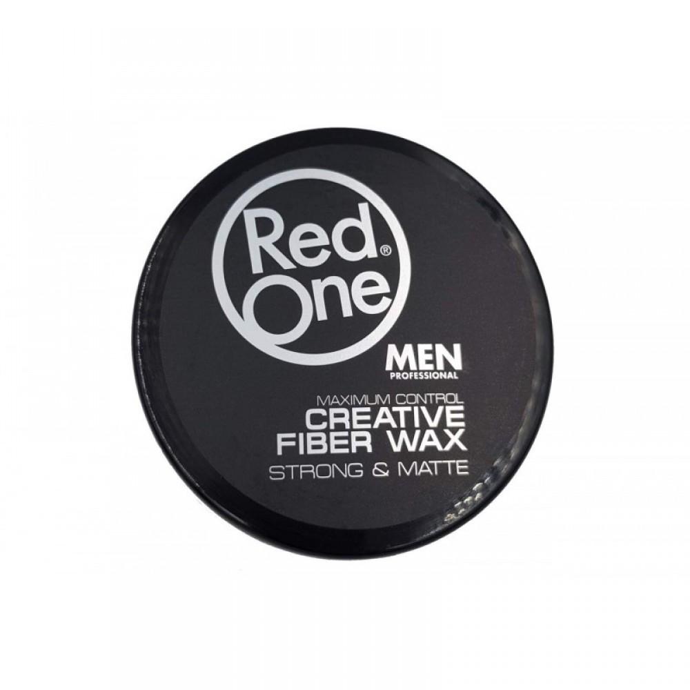 RED ONE FIBER WAX MATTE 100ML