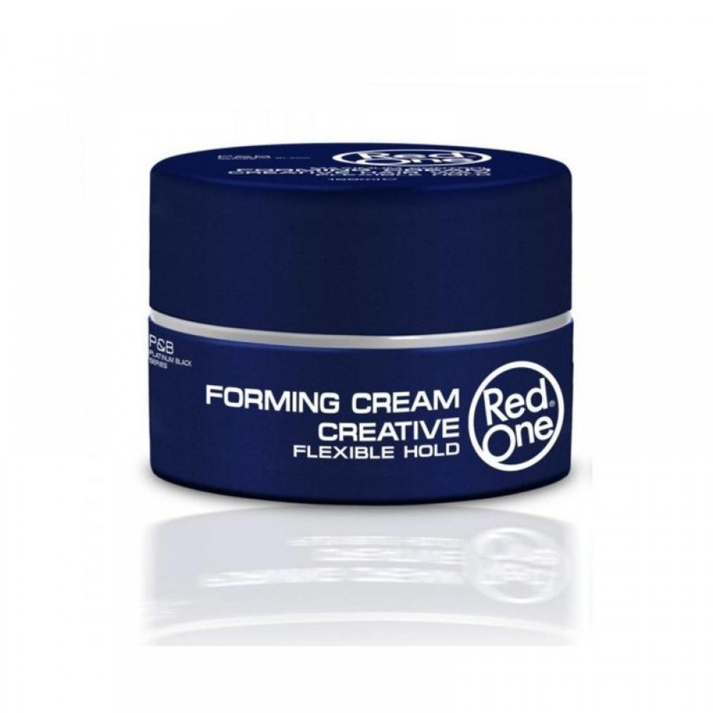 RED ONE FORMING CREAM NAVY BLUE 100ML