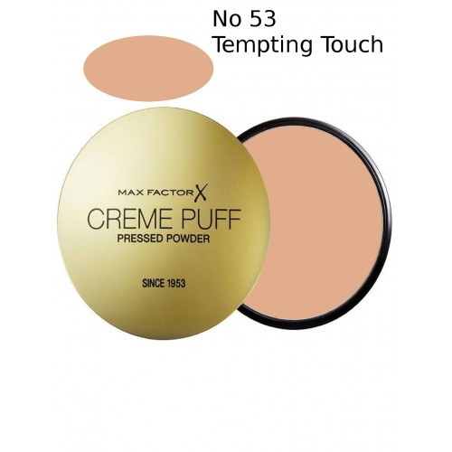MAX FACTOR CREME PUFF ΠΟΥΔΡΑ 53 TEMPTING TOUCH