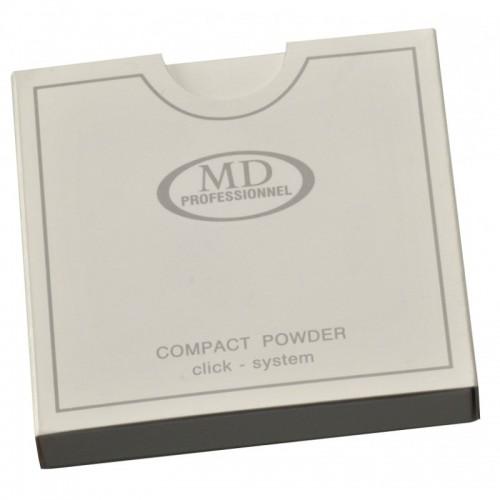 Πούδρα MD Professionnel Compact Powder Click System 305 12g