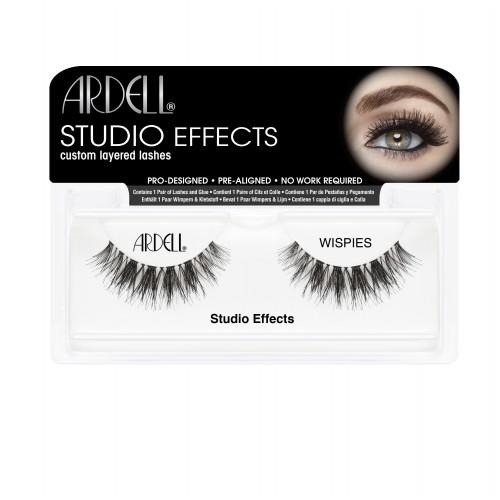 Ardell Βλεφαρίδες Studio Effects Wispies