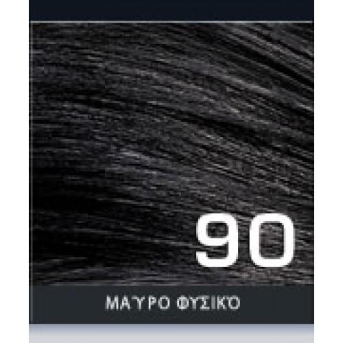 Ανδρική βαφή μαλλιών Schwarzkopf Professional Men Perfect Νο 90 Φυσικό μαυρό 40ml