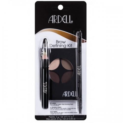 Παλέτα Μακιγιάζ Φρυδιών - Ardell Brow Defining Kit Palette 4g