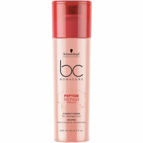 Schwarzkopf Peptide Repair Rescue Conditioner For Damaged Hair 200ml