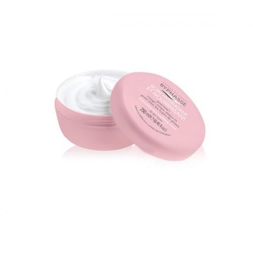 Byphasse Soft Ενυδατική και θρεπτική κρέμα προσώπου και σώματος για όλους τους τύπους δέρματος 250ml