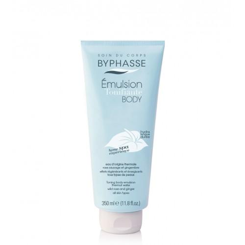 Byphasse Γαλάκτωμα  Σώματος για όλους τους τύπους δέρμα 350 ml