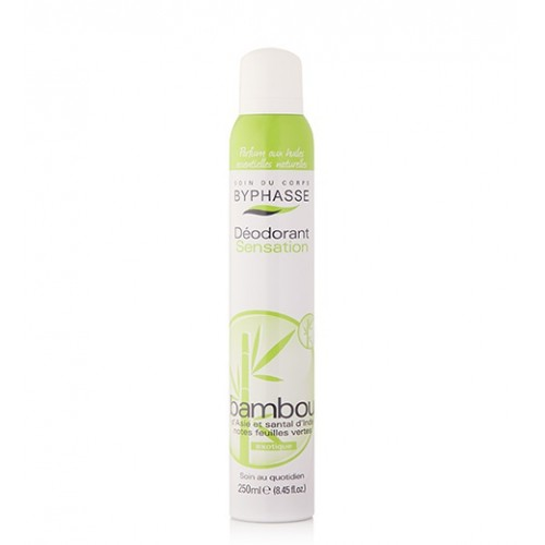 Byphasse Αποσμητικό spray bamboo extract 250 ml
