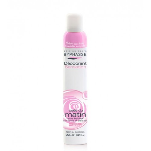 Byphasse Γυναικείο Αποσμητικό spray Rosee du Matin 250 ml
