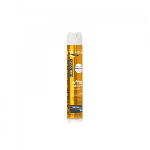 Byphasse Hair Spray  Λακ Μαλλιών Πολύ Δυνατό Κράτημα No2 400ml