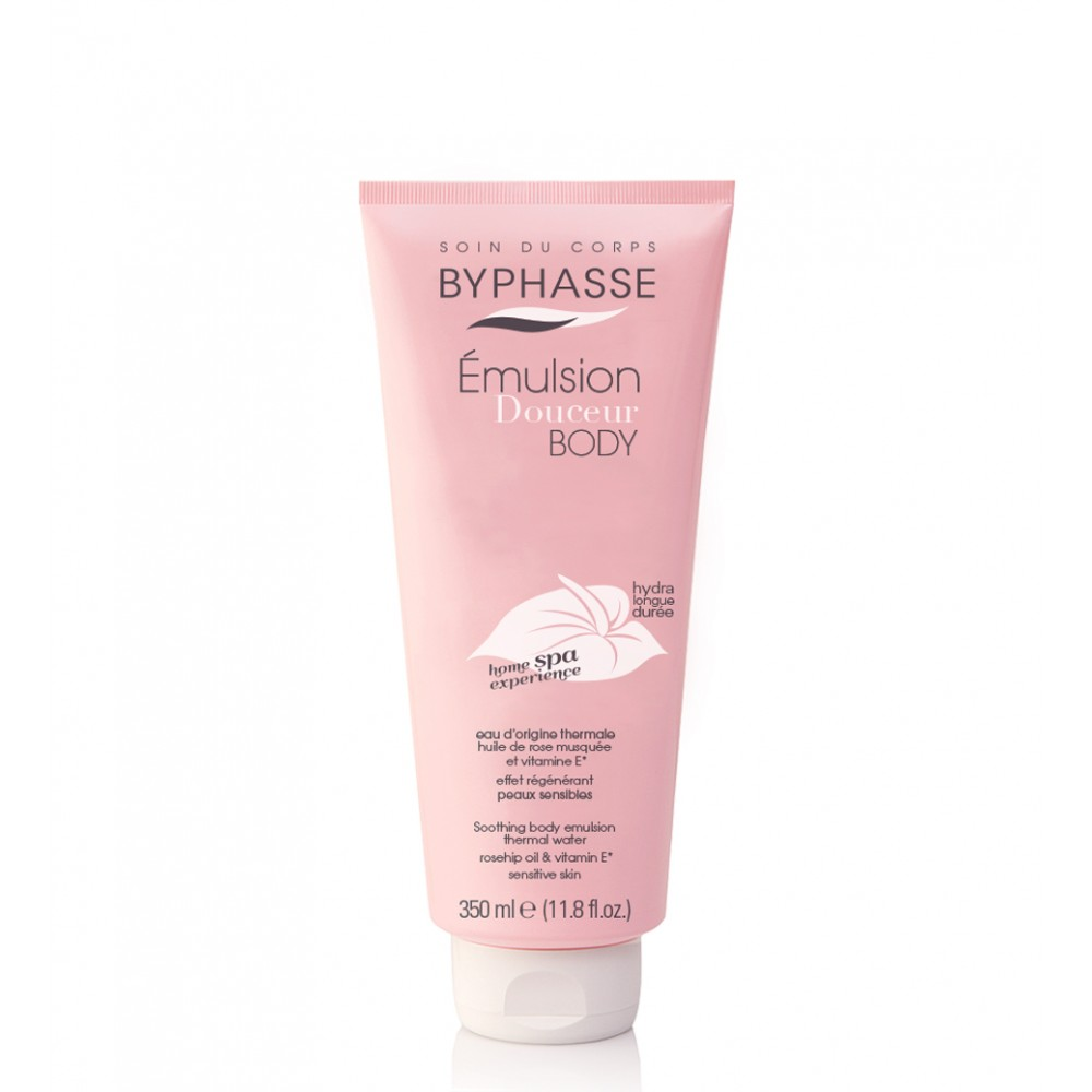 Byphasse Γαλάκτωμα  Σώματος ευαίσθητο δέρμα 350 ml