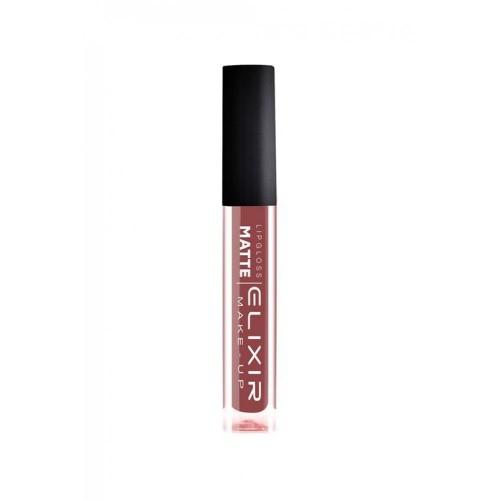 Elixir Liquid Lip Matte - κραγιόν - Lipgloss - 396 Puce 10,2ml