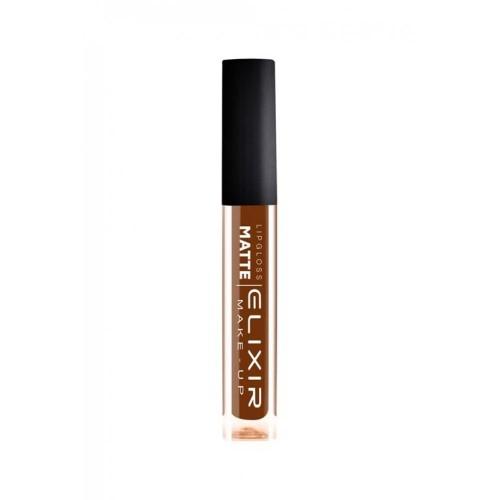 Elixir Liquid Lip Matte - κραγιόν - Lipgloss - 402 Light Brown 10,2ml