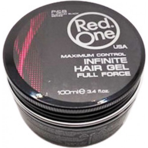 RED ONE INFINITE HAIR GEL FULL FORCE 100ML