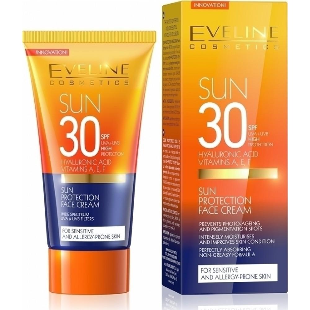 Eveline Sun Care Face Cream SPF30 50ml