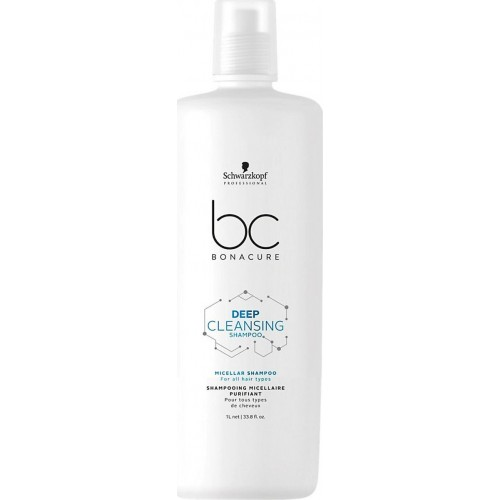 Schwarzkopf BC Bonacure Deep Cleansing Shampoo 1000ml