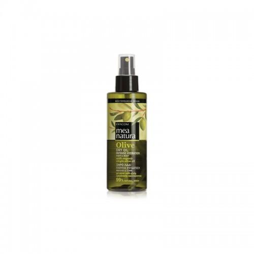 Farcom Mea Natura Olive Dry Oil για Μαλλιά και Σώμα 160ml