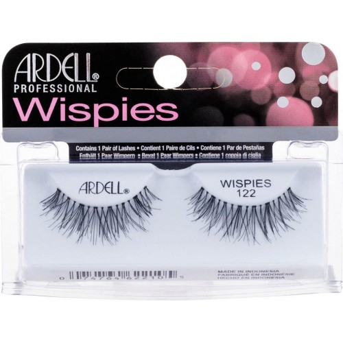 Bλεφαρίδες ardell wispies 122 black