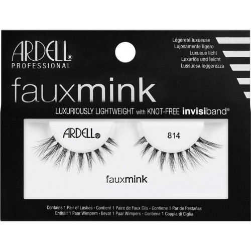 Ardell Βλεφαρίδες fauxmink 814