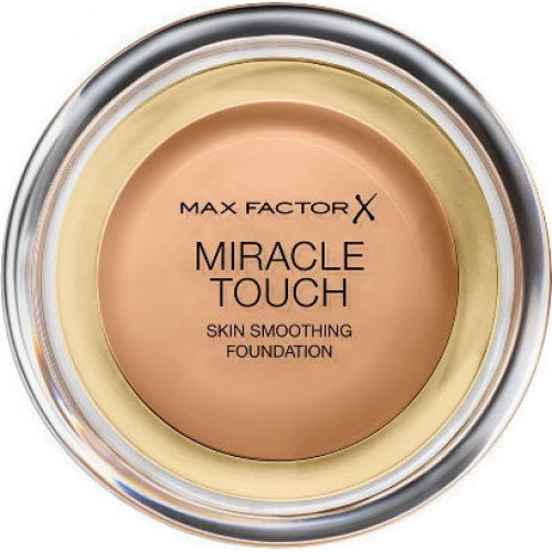 Make up Max Factor Miracle Touch Skin Smoothing Foundation 60 Sand 11.50gr
