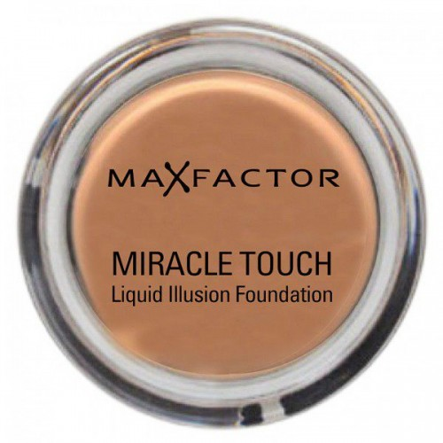 Max Factor Miracle Touch Liquid Illusion Foundation 65 Rose Beige 11.5gr