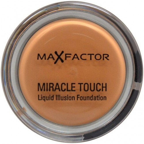 Max Factor Miracle Touch Liquid Illusion Foundation 85 Caramel 11.5gr
