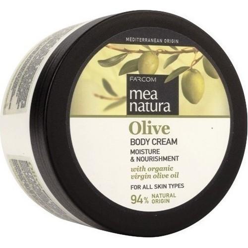 Farcom Mea Natura Olive Body Cream κρέμα σώματος Ενυδάτωσης 250ml