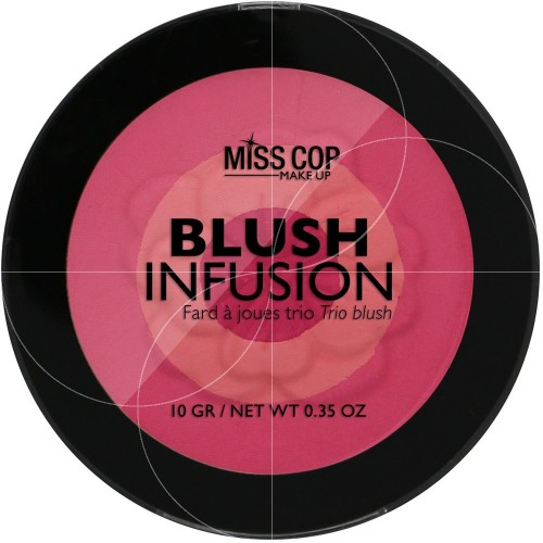 ΡΟΥΖ MISS COP - BLUSH INFUSION N°01 SWEET 10 GR