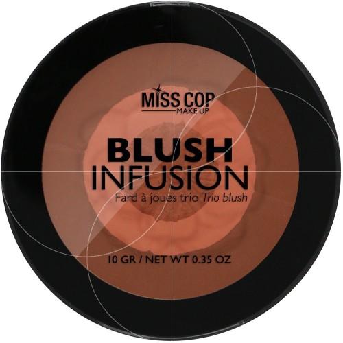 ΡΟΥΖ MISS COP - BLUSH INFUSION N°03 TERRE 10 GR