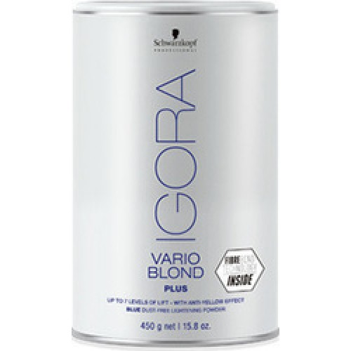 Schwarzkopf Igora Vario Blond Plus Powder Lightener Ντεκαπάζ 450gr 7854049ec13