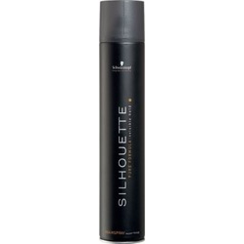 Schwarzkopf λακ μαλλιών Professional Silhouette Super Hold Hairspray 500ml